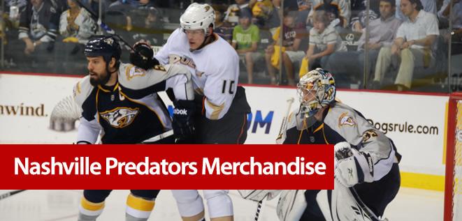 Nashville Predators Merchandise