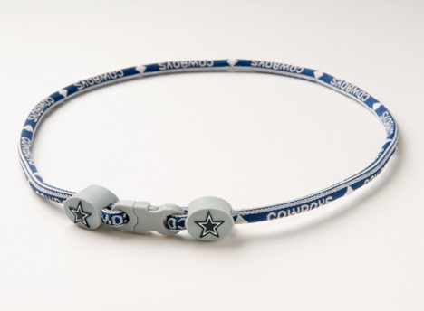 Dallas Cowboys NFL Football Titanium Necklace