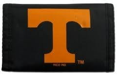 Tennessee Volunteers Nylon Trifold Wallet