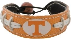 Tennessee Volunteers Classic NCAA Football Bracelet