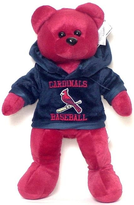 St. Louis Cardinals Plush Teddy Bear