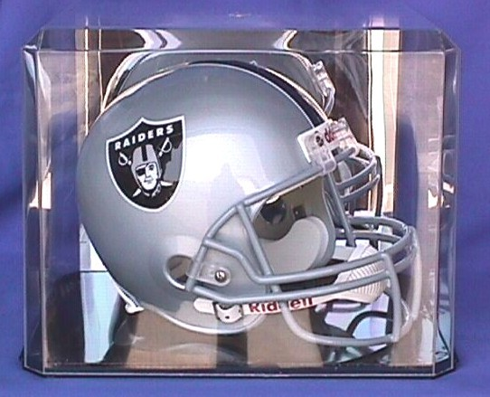 Full Size Helmet Display Case