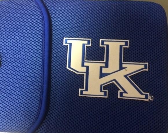 Kentucky Wildcats Neoprene IPAD Tablet Cover