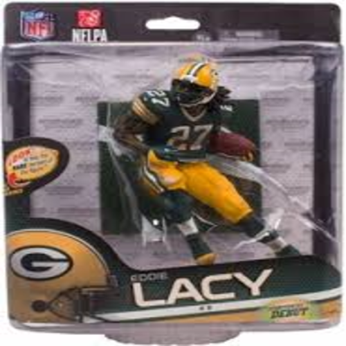 Eddie Lacy McFarlane Series 34 Action Figure
