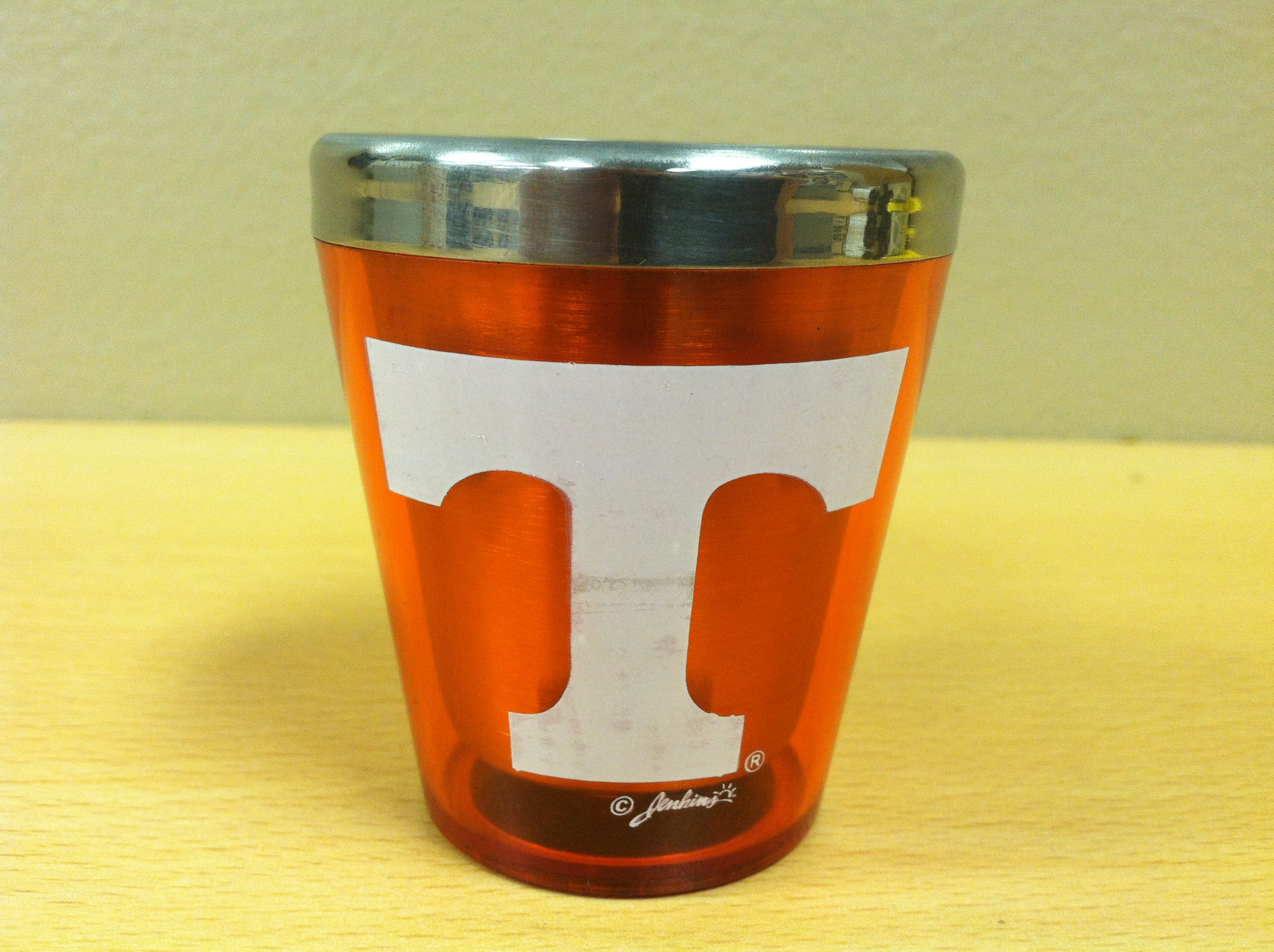 Tennessee Volunteers Acrylic Shot Glass