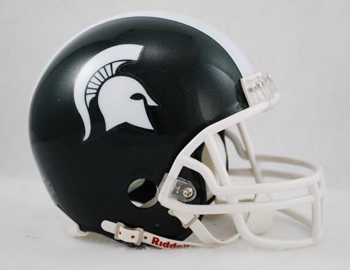 Michigan State Spartans NCAA Riddell Mini Helmet