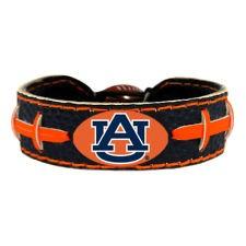 Auburn Tigers Classic NCAA Football Bracelet