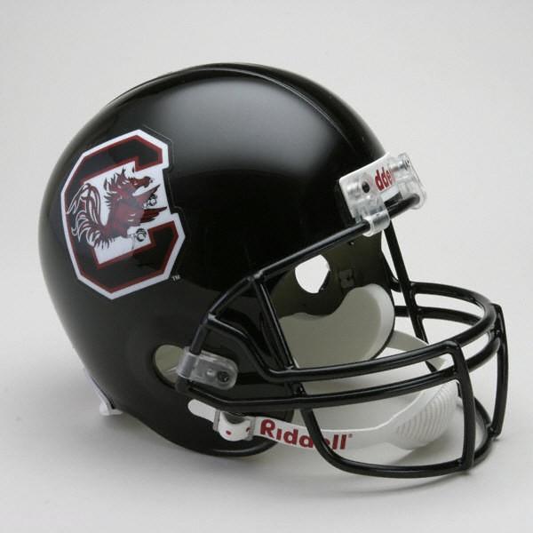 South Carolina Gamecocks Replica Helmet