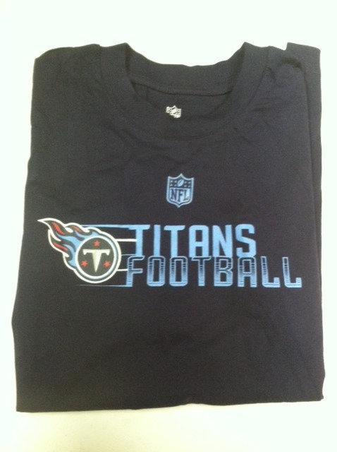 "Tennessee Titan's NFL Youth T-shirt "" The little enforcer"""