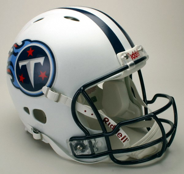 Tennessee Titans Authentic Helmet