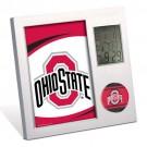 Ohio State Buckeyes Team Desk Clock