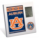 Auburn Tigers Team Desk Clock