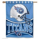 "Tennessee Titans Vertical Flag 27""x37"""
