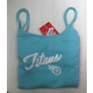 Tennessee Titans Women's Aqua Tank Top