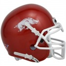 Schutt Arkansas Razorbacks NCAA Mini Helmet
