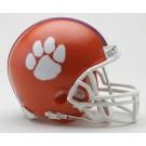 Clemson Tigers NCAA Riddell Mini Helmet