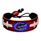 Florida Gators Classic NCAA Football Bracelet