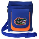 FLORIDA GATORS NCAA COLLEGIATE TRAVELER HANDBAG