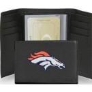 Denver Broncos Embroidered Tri Fold Wallet