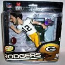 Aaron Rodgers McFarlane Series 34 Variant Big Head Action Figure