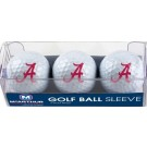 Alabama Crimson Tide Golf Ball 3 pack