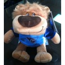 "Tennessee Titans 10"" Plush Lion"