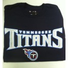 "Tennessee Titans NFL Apparel Locker T-Shirt "" The Quarterback"""