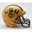 LSU Tigers NCAA Riddell Mini Helmet