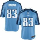 Tennessee Titans Marc Mariani Youth Team Color Game Nike Jersey