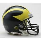 Michigan Wolverines NCAA Riddell Mini Helmet