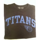 "Tennessee Titans '47 Shirt "" Blue Flame"""