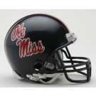 Ole Miss. Rebels NCAA Riddell Mini Helmet