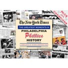Philadelphia Phillies Greatest Moments Newspaper