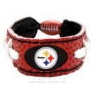 Pittsburgh Steelers Classic NFL Football Bracelet