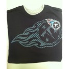 "Tennessee Titan's NFL Youth Long Sleeve Shirt "" 3-D"""