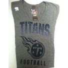 "Tennessee Titan's Women's NFL TEAM APPAREL T-shirt "" The Painter"""