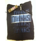 "Tennessee Titan's Women's NFL TEAM APPAREL Hooded Jacket "" The Classic """