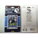 2013 NFL Tennessee Titans Score Team Set