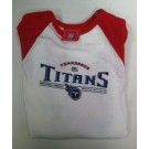 "Tennessee TItan's Women's NFL Long Sleeve T-shirt "" The 3rd Quarter"""