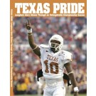 "Texas Longhorns Football Book ""Texas Pride"""