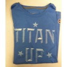 "Tennessee Titans Women's Nike T-Shirt "" Titan Up"""