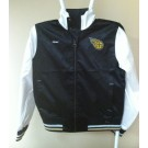 Tennessee Titan's Women's Reebok Black/Gold Cheer Jacket