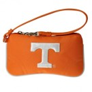 TENNESSEE VOLUNTEERS NCAA COLLEGIATE WRISTLET CHANGE PURSE