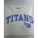 "Tennessee Titans '47 Shirt "" White Flame"""